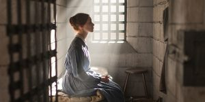 Netflix drama, Alias Grace, filmed on location in an Ontario prison