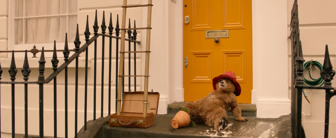 Paddington 2, Paddington Bear, Film, Filming, Locations, London, Primrose Hill, News, Article, Editorial, Publishing, Writing