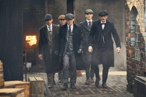 Final Series of Peaky Blinders begins filming