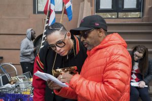 Spike Lee's Netflix series, She's Gotta Have It, filmed in Brooklyn locations