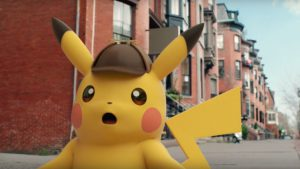 Detective Pikachu is on the case as filming begins in London