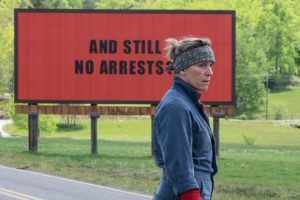 Golden Globes 2018: Three Billboards Outside Ebbing, Missouri comes out on top