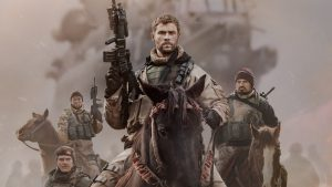 Talking with Todd Christensen, Location Manager for 12 Strong