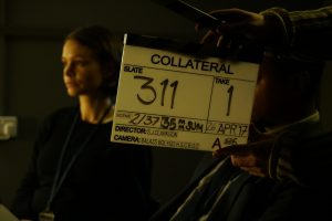 David Hare's new BBC drama, Collateral, features London locations