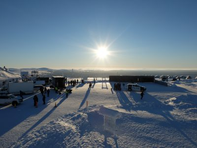 filming arctic circle in finnish lapland how a finnish german co