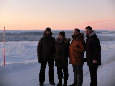 Arctic Circle, Set, Production, Entertainment, Industry, Film, Filming, News, Article, Feature, Exclusive, TLG, Locations, Lapland, Finnish Lapland, Finland, Trip, Press, Publishing, Writing, TV, Series, Show