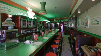 Lakeview Restaurant as Pie Shop 1