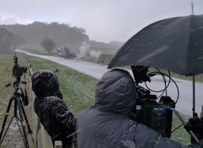 Nicholas Day, The Crown Estate, UK, Film, Filming, News, Article, Locations, Publishing, Writing, TV, Production, Entertainment, Industry, Netflix