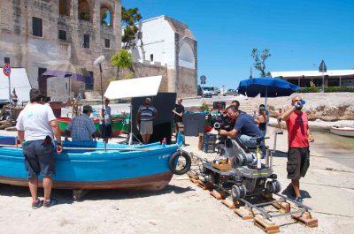 Daniele Basilio, News, Article, Interview, Production, Industry, Italia, Apulia, Puglia, Filming, Locations
