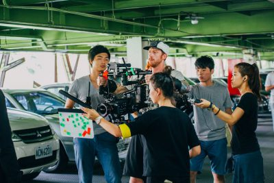Luke Cameron, Director, Film, Filming, Production, Entertainment, Industry, Taiwan, Contributor, Article