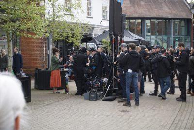 Danny Boyle, Film, Filming, Richard Curtis, News, Article, Publishing, Suffolk