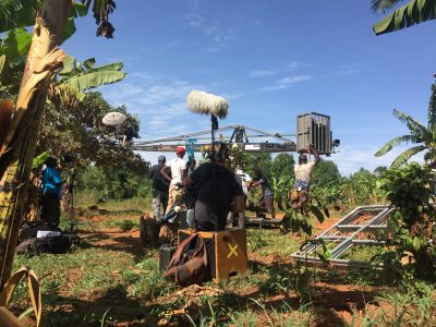 Derrick Kibisi, Interview, Talking Film Production, Uganda, Film, Filming, News, Article, Feature, Production, Industry, Entertainment, Movies, Locations