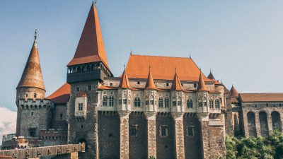 Corvin Castle, Romania, Film, Filming, The Nun, Cash, Rebate, Incentive, Finance, News, Article, Writing, Publishing, The Location Guide, Locations