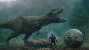 Jurassic World: Fallen Kingdom brings prehistoric action to Hawaii and the UK