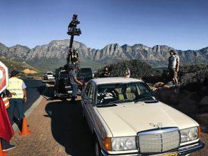 chapmans peak filming