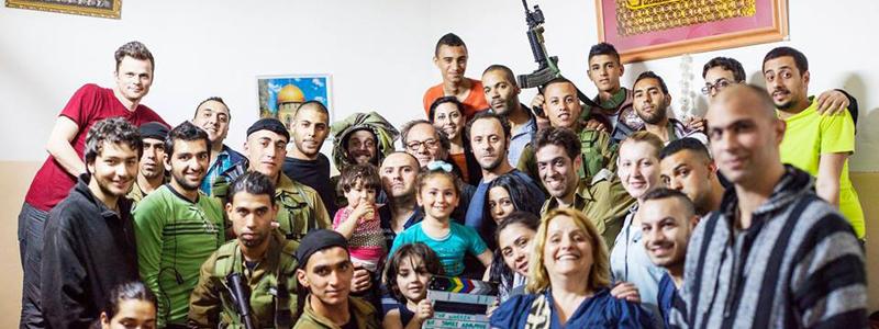 shooting nablus