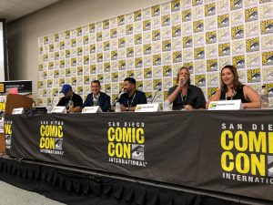The 6th Hollywood Location Scouts Panel in July had representatives from the UK, Canada, Australia and the US