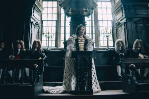 Yorgos Lanthimos's Venice Film Festival crowd pleaser The Favourite filmed almost exclusively at Hatfield House, Hertfordshire