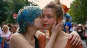 French/Belgian/Spanish co-production Blue is the Warmest Colour (2013)