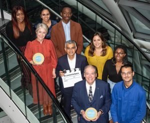 Film London, the Mayor of London and industry leaders join forces to increase diversity
