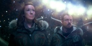 Netflix's Lost in Space filmed on location in Iceland