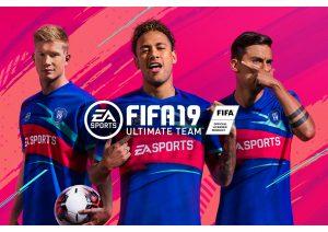 LS Productions shoot for EA Sports FIFA 19 campaign
