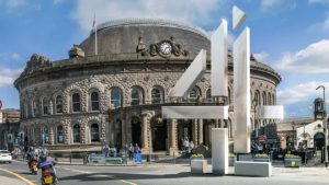 Leeds confirmed as Channel 4's new National HQ with Bristol and Glasgow serving as Creative Hubs