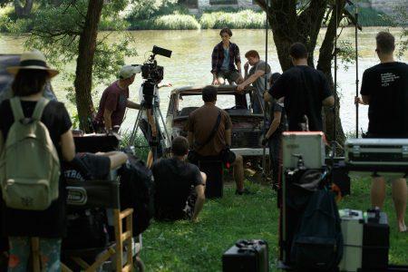 Ne pozabi dihati_1 Don't Forget to Breathe - Bela Film production