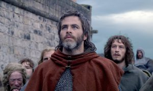 Netflix blockbuster Outlaw King filmed entirely in Scotland