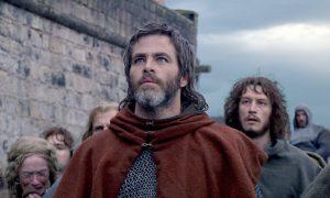 Netflix blockbuster Outlaw King filmed entirely in Scotland