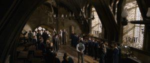 Sets for Fantastic Beasts: The Crimes of Grindelwald built at Warner Brothers' Studios Leavesden