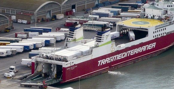 sea-freight-port