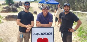 Behind the Scenes of Aquaman with Location Manager Duncan Jones