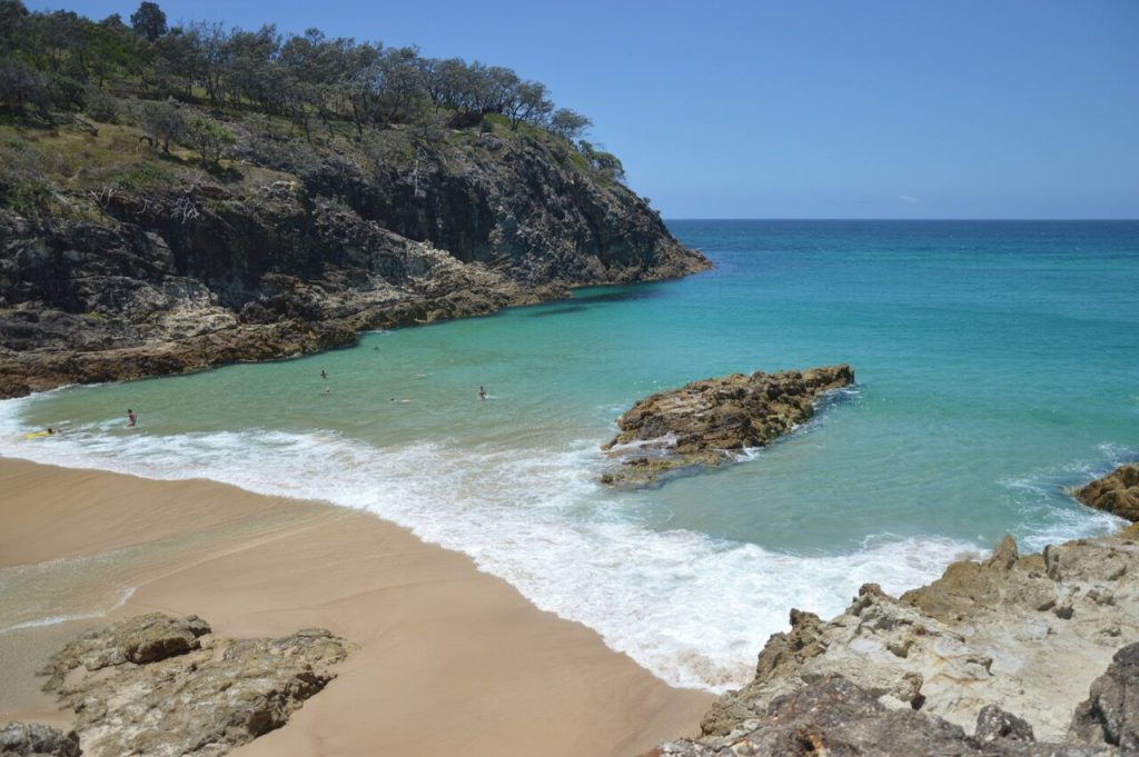 Scout Images - North Stradbroke Island