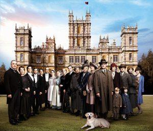 Downton Abbey movie wraps filming