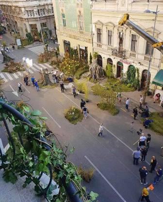 Behind the Scenes Emote Uzun Mirkova