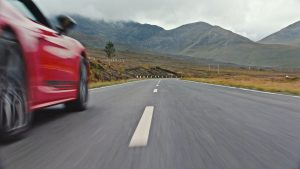 Isle of Skye delivered rugged and remote backdrop for Porsche shoot