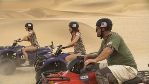 Namib Film facilitate filming for MTV's The Challenge: War of the Worlds