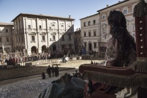 The Medici series has filmed in over three hundred Tuscan locations