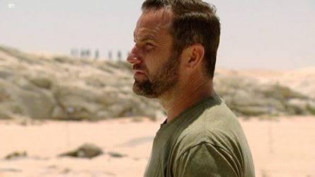 Namib Film facilitate filming for MTV's The Challenge: War
