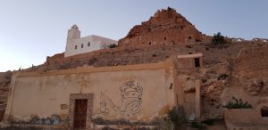 Location scouting in Tunisia: Dunes, dar's and deserted villages