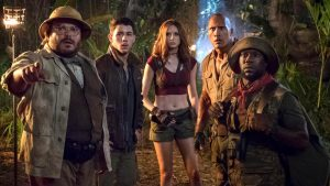 Jumanji sequel wraps filming in New Mexico's Navajo Nation