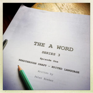 The A Word series three filming in Manchester and Lake district