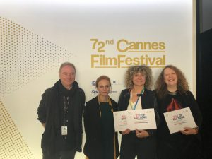 Andalucía Film Commission win three out of five Set of Culture awards at Cannes Film Festival
