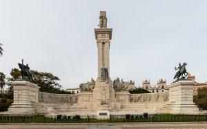 Monument to the Cadiz's Court