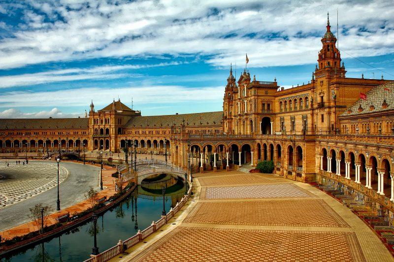 Plaza de España Andalucia