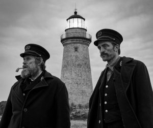 Robert Eggers horror-thriller The Lighthouse faced challenging conditions filming on location in Nova Scotia