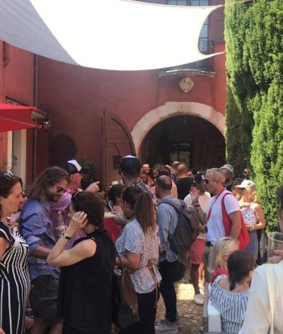 People Gerty Awards BBQ Cannes 2019