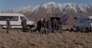 Risky Business from Film Construction considers the danger and rewards of shooting in some of New Zealand's most epic locations
