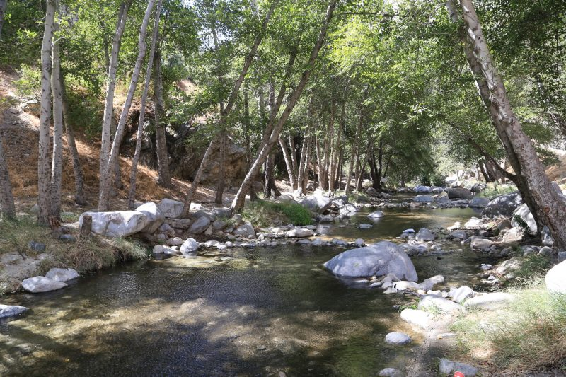 Utter's Claim 2 San Gabriel River